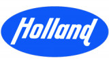 HOLLAND BLUE LOGO