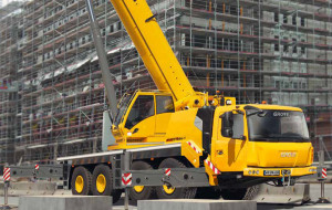 Grove All Terrain and Rough Terrain Cranes by Manitowoc | TRT