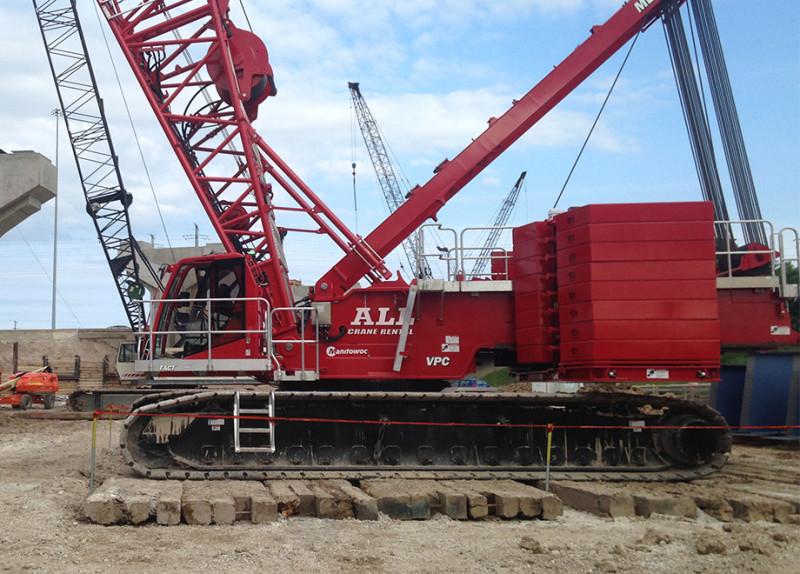 Manitowoc Crawler Cranes | Manitowoc Cranes | TRT