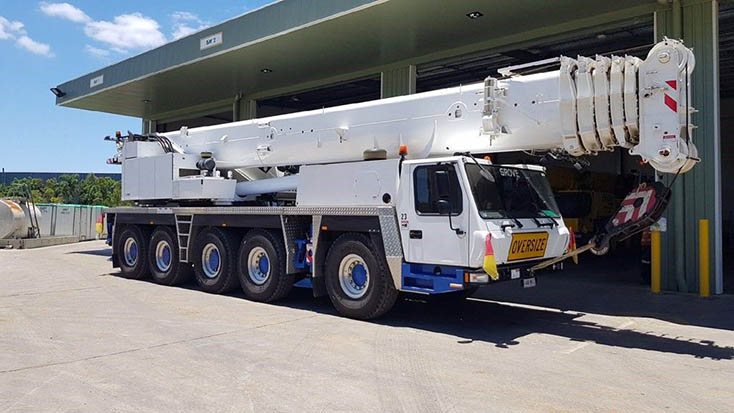 Used Cranes For Sale | Quality Inspection and Service | TRT