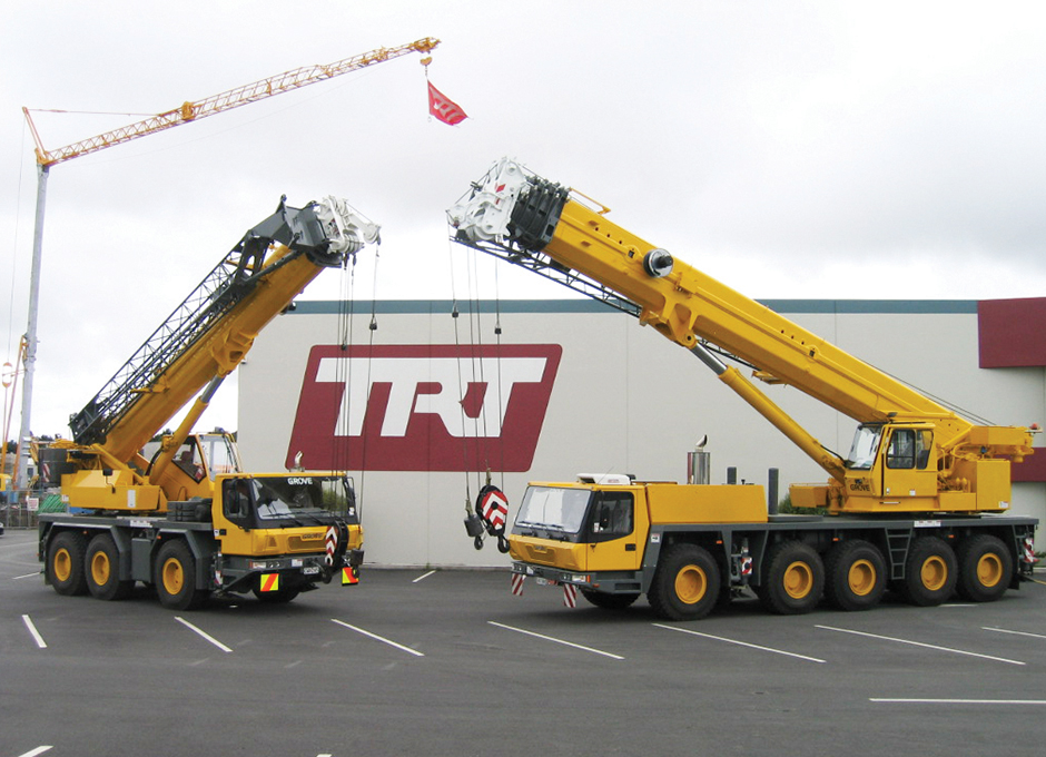 History of TRT For over 50 years | About | TRT