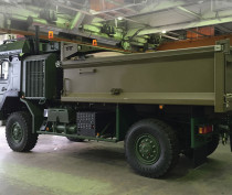 Defence Tipper