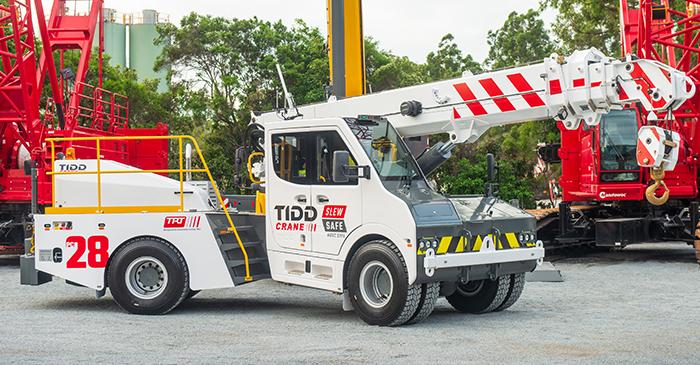 TIDD PC28 Demo Video