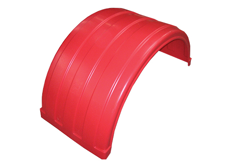 Accessories -Red Mudguard
