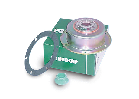 Trailer Axle - Hub Cap Kit