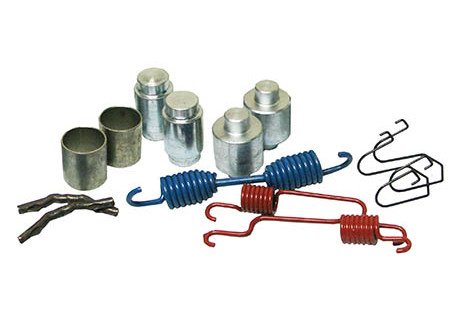Truck and Trailer - Brake Shoe Repair Kits Spicer 15""