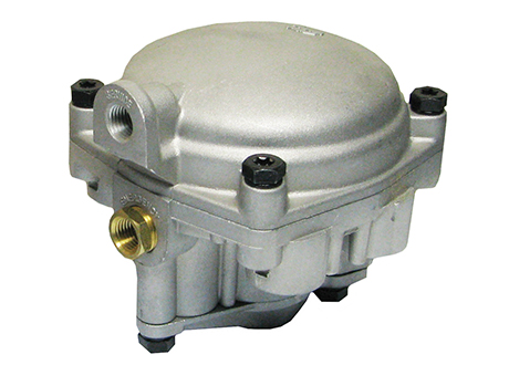 Truck Brakes - Relay Valves 4 Port