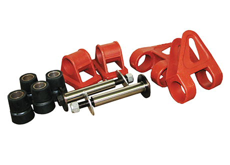 Couplings - Drawbar Universal Hinge Kit