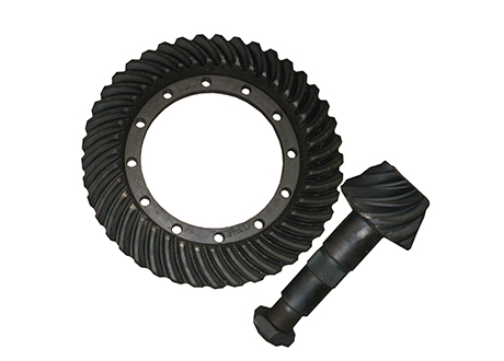 Drive Axle - Dana Crown Wheel Gear and Pinion ID
