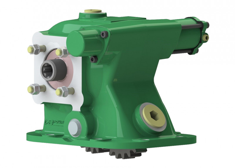 PTO and Pumps | Truck and Trailer Hydraulics | TRT