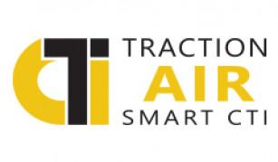 Traction Air CTI New Logo