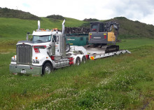 TractionAir - Off road machinery transport