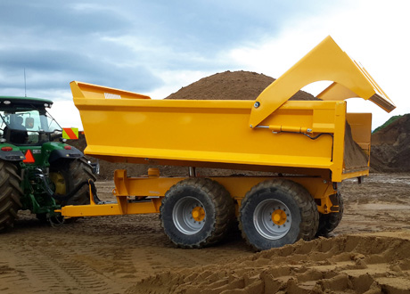 Construction Tipper 4